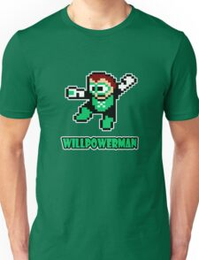 Willpowerman Unisex T-Shirt