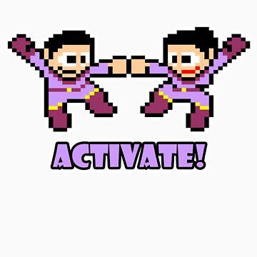 Mega Wonder Twins by The7thCynic