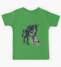 Merry Christmas from Krampus! Kids Clothes