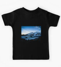 Tranquil Lake Sunset Kids Clothes