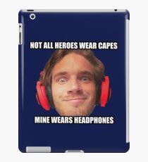 PEWDIEPIE BRO ARMY MEME iPad Case/Skin