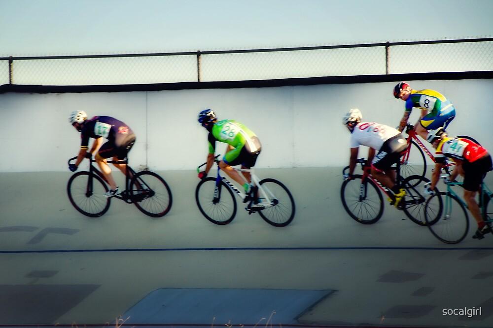 Velodrome race by socalgirl