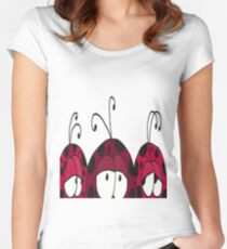 The Three Amigos Women's Fitted Scoop T-Shirt