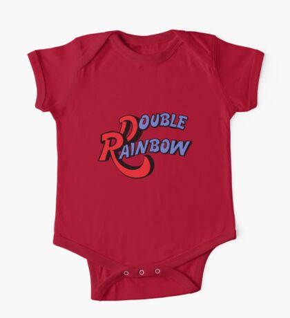 Double Rainbow Kids Clothes