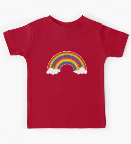 Double Rainbow: Rainbows Kids Clothes
