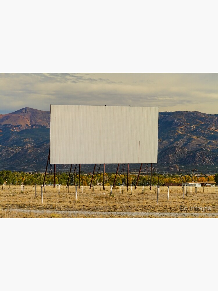 Retro Drive-In Theater by mrbo