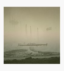 Mystic morning Photographic Print