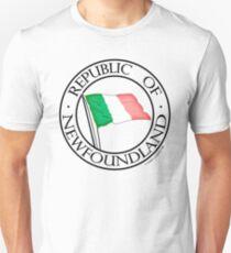 Original Republic of Newfoundland Unisex T-Shirt