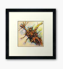Winter Vine Framed Print