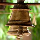 Hindu Temple Bells by Shiju Sugunan