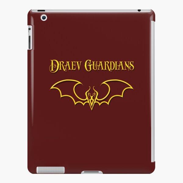 Draev Guardians fang wing symbol iPad Snap Case