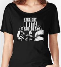 Straight Outta Guilder v2 Women's Relaxed Fit T-Shirt
