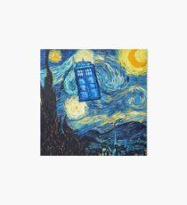 Starry Night Art Board