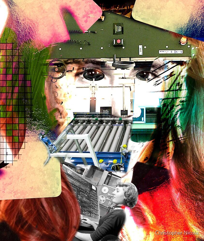 Exposing Mass Produced Social Interaction as Meta-Narrative by Christopher Nicola