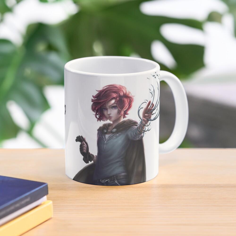 Draev Guardians artwork Mug