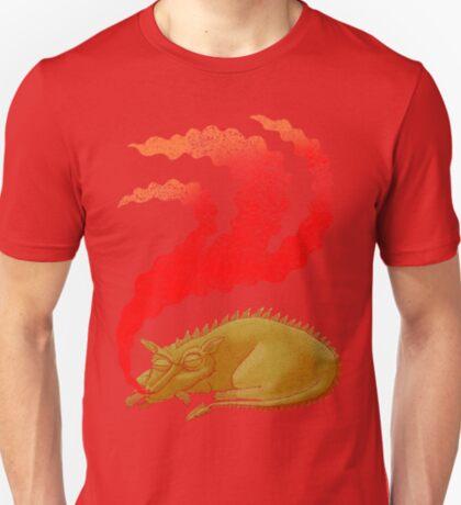 Snoring Dragon T-Shirt