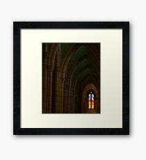 St John's Cathedral - Brisbane Framed Print