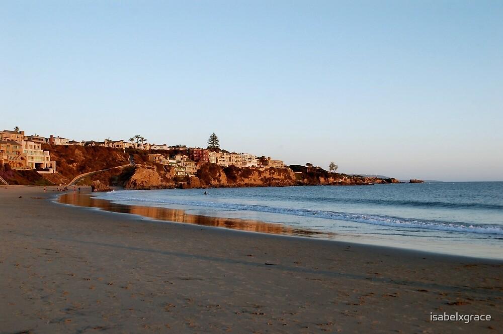 California Beach by isabelxgrace