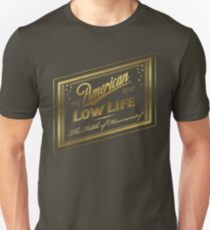 American Low Life Gold Foil T-Shirt
