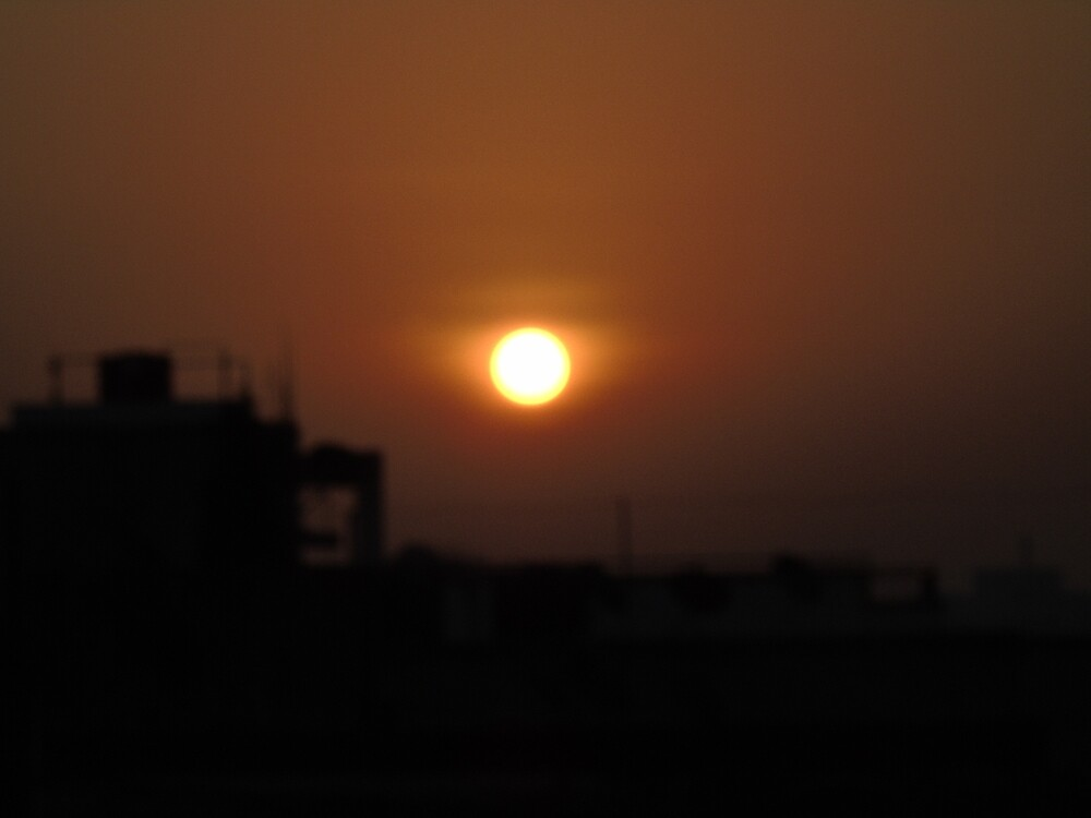 Sunrise by clalrama