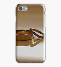 Wedding Bands iPhone Case/Skin