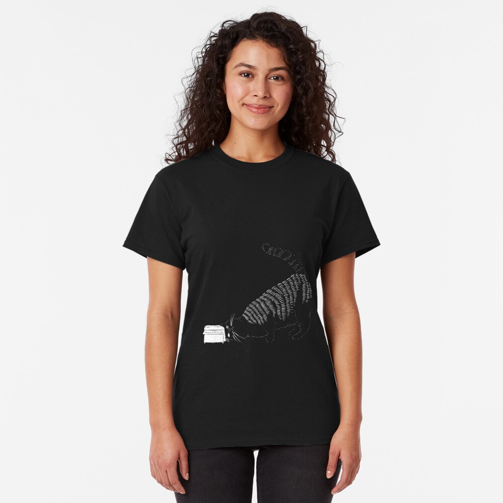 Mo and the piano Classic T-Shirt