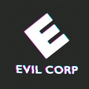 Evil Corp by bentomasiskey