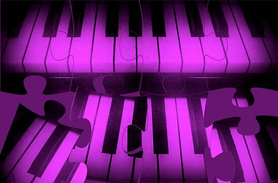 Play me a piece!!! © by Dawn Becker