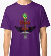 Hawk the Slayer (80 style) Classic T-Shirt
