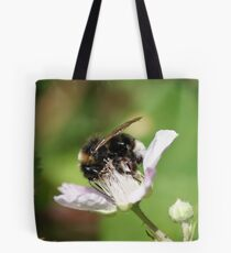 Humble Bumble Bee Tote Bag