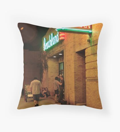 Waterloo District Throw Pillow