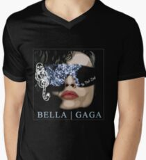 Bella Gaga - The Dark Lord Mens V-Neck T-Shirt