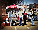 Hot Dog Cart by FrankieCat