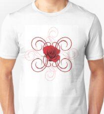 Rose blossom Unisex T-Shirt