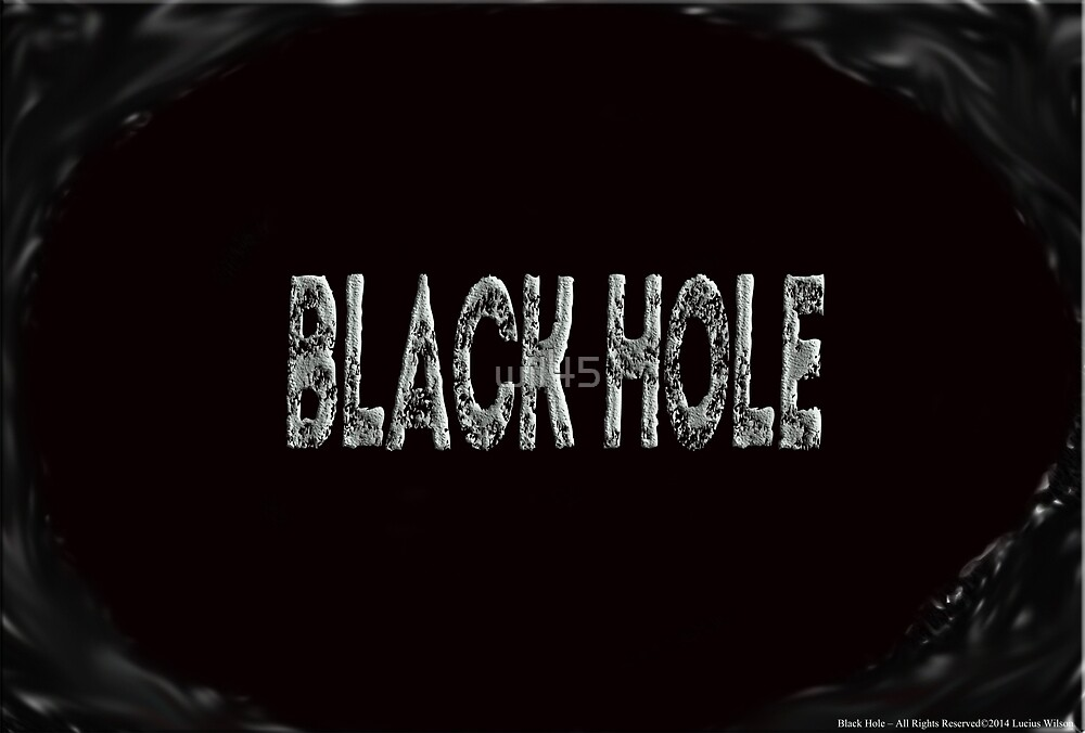 Black Hole by wil45