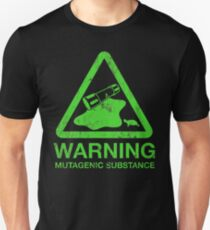 The Danger of the Ooze Unisex T-Shirt
