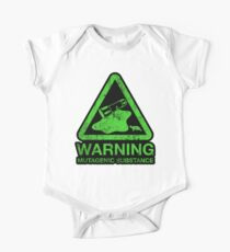 Sticker! The Danger of the Ooze One Piece - Short Sleeve