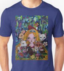 A Wonderful Tea-Time Unisex T-Shirt