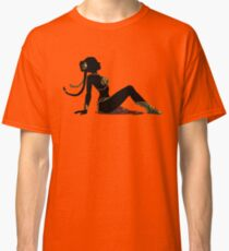 Slave Girl Mudflap Classic T-Shirt