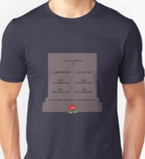 Lily and James Potter - May They Rest In Peace T-Shirt