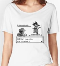 Crossover Pokemon - Dragonball Women's Relaxed Fit T-Shirt
