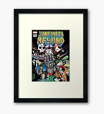 Toy Gauntlet Framed Print