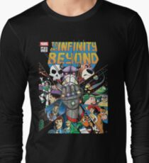 Toy Gauntlet Long Sleeve T-Shirt