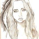 Feathers by alexanicole
