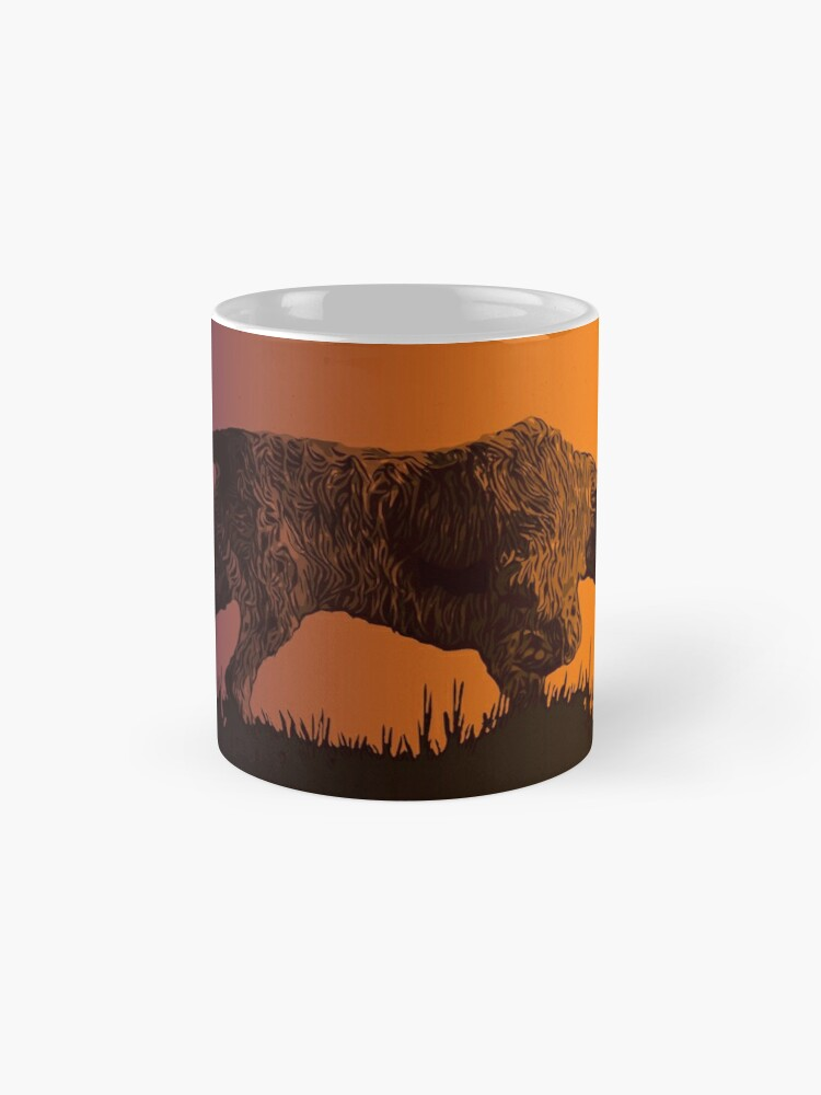 Alternate view of POINT TAKEN Mug