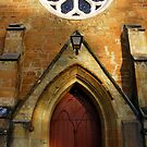 Christ Church, Castlemaine III by Harry Oldmeadow