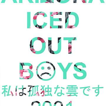 ☹ Arizona Iced Out 2001 ☹ (Transparent) by Squidcase