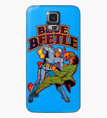 Attack of the BLUE BEETLE Case/Skin for Samsung Galaxy