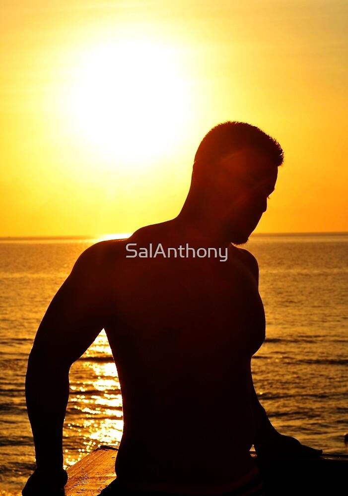 Golden Boy by SalAnthony