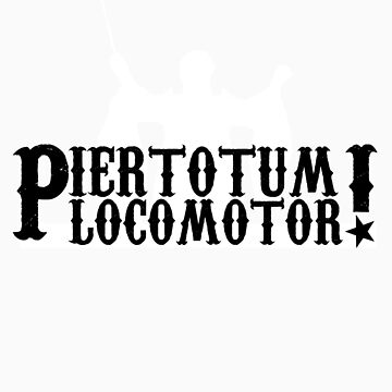 Piertotum Locomotor by xfifix